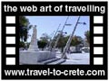 Travel to Crete Video Gallery  - HERAKLION SQUARE - Saint George gate connected the outer Heiraklion with the inner castle. Today it leads to Heraklion port square under the look of Eleftherios Venizelos statue.  -  A video with duration 1:14 min and a size of 1.115 KB